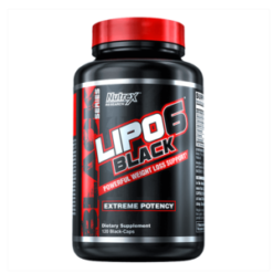 Nutrex Research Lipo-6 Extreme 120 Capsules in Pakistan