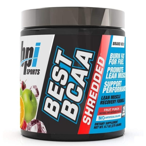 BPI Sports Best BCAA Shredded 25 Servings Fruit Punch lowest price in pakistan