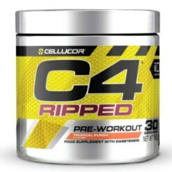 Cellcuor C4 Ripped 30 Servings tropical punch Preworkout plus fat burner in pakistan