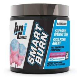 bpi sports smart burn weight loss 25 servings cotton candy in pakistan
